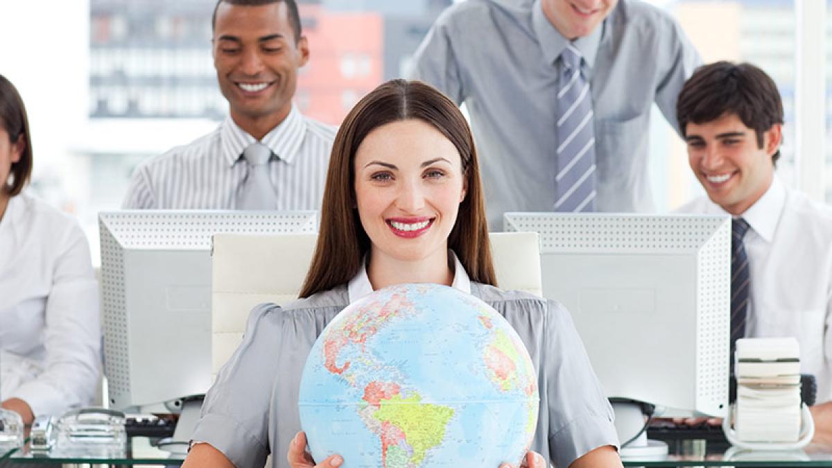 Con la globalización. Aprender Inglés