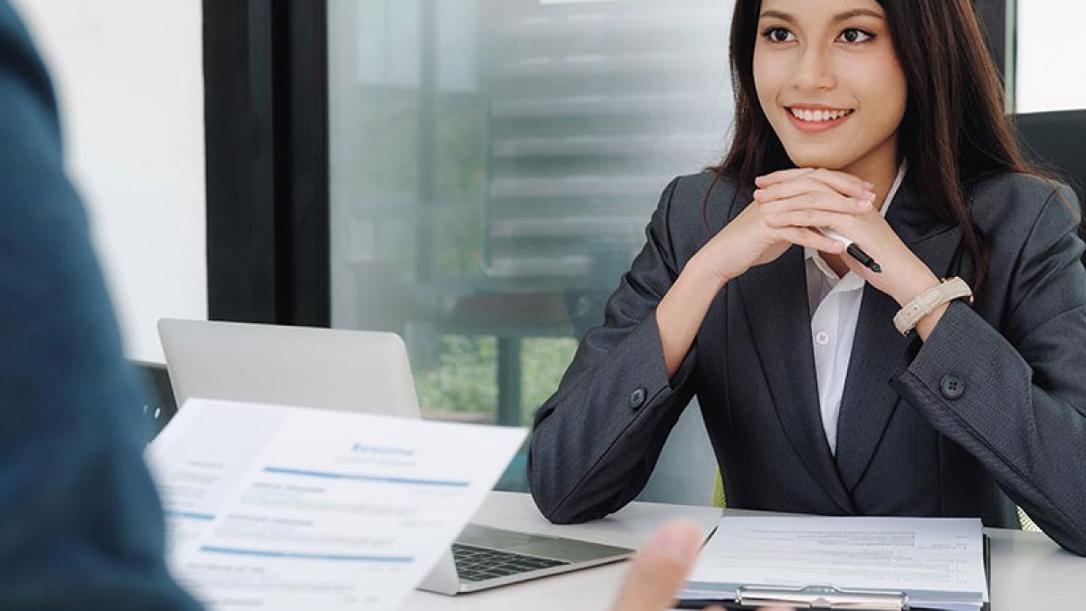 10 básicos para tu próxima entrevista de trabajo