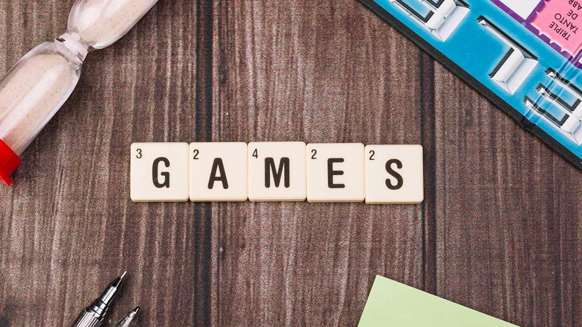 Los juegos de mesa y el idioma inglés