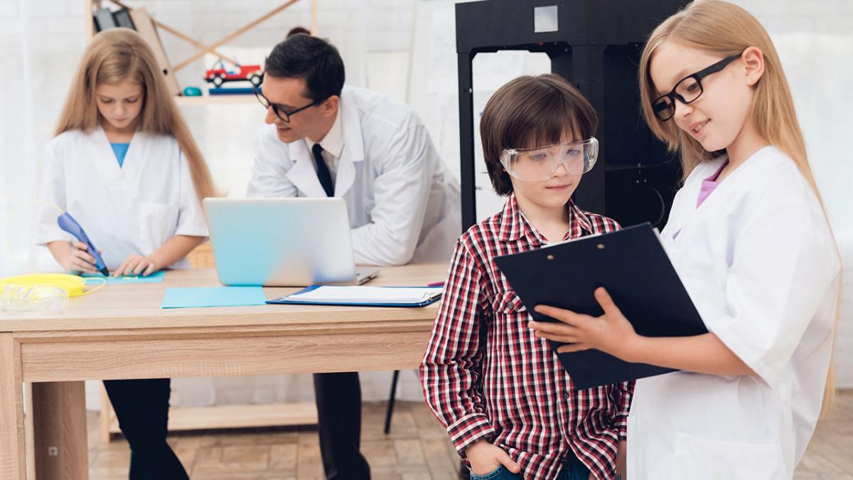 Los niños y la ciencia ¡motívalos para un mejor futuro!