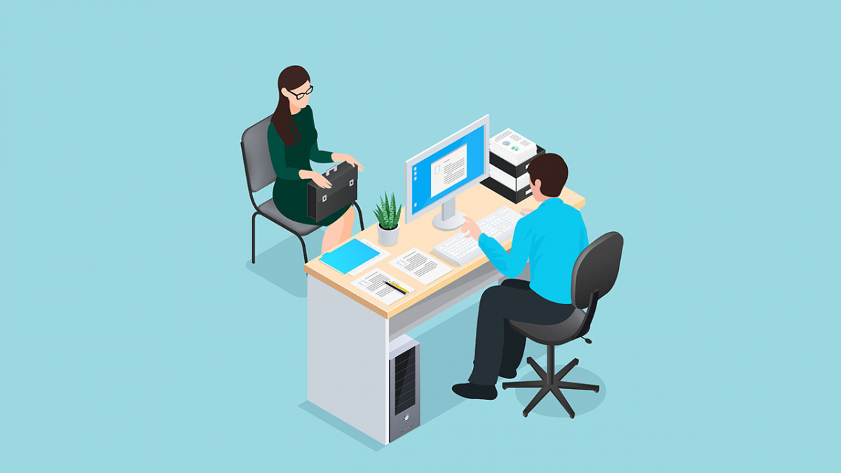 5 obstáculos en una entrevista de trabajo