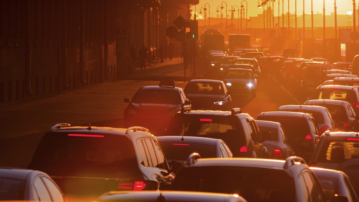 Aprende inglés en el tráfico