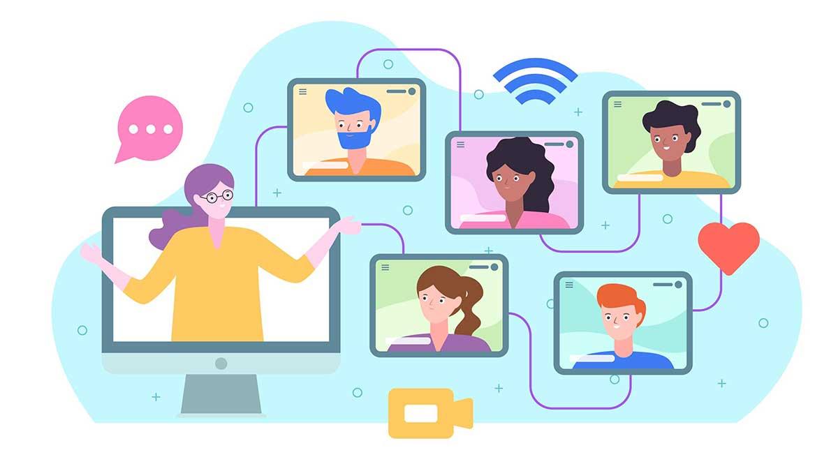 Ventajas de tomar clases de inglés online en el escenario actual