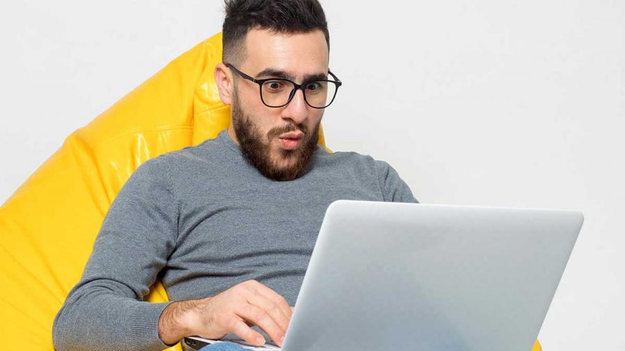 Te sorprenderá saber cuánto tiempo al día pasas en internet